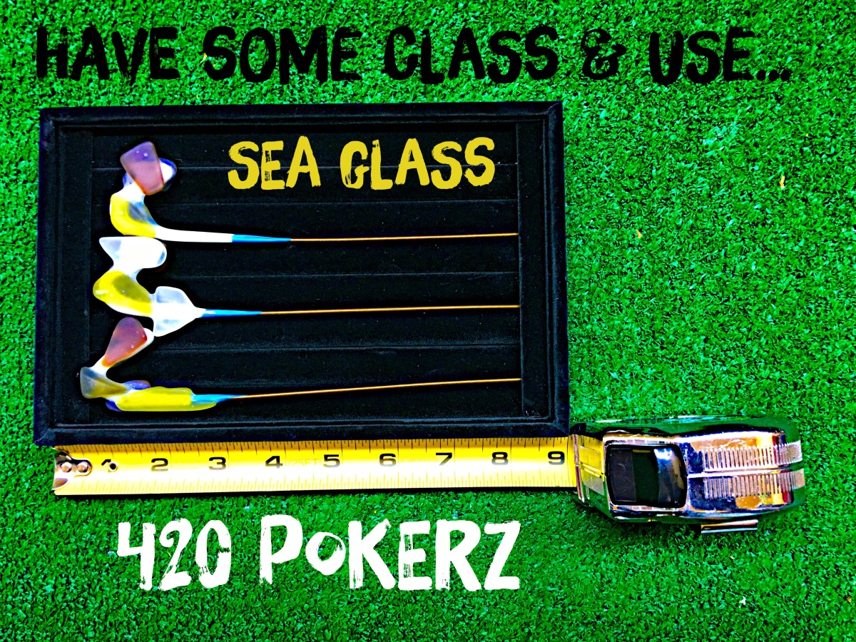 420 Pokerz Adds Sea Glass to Catalogue